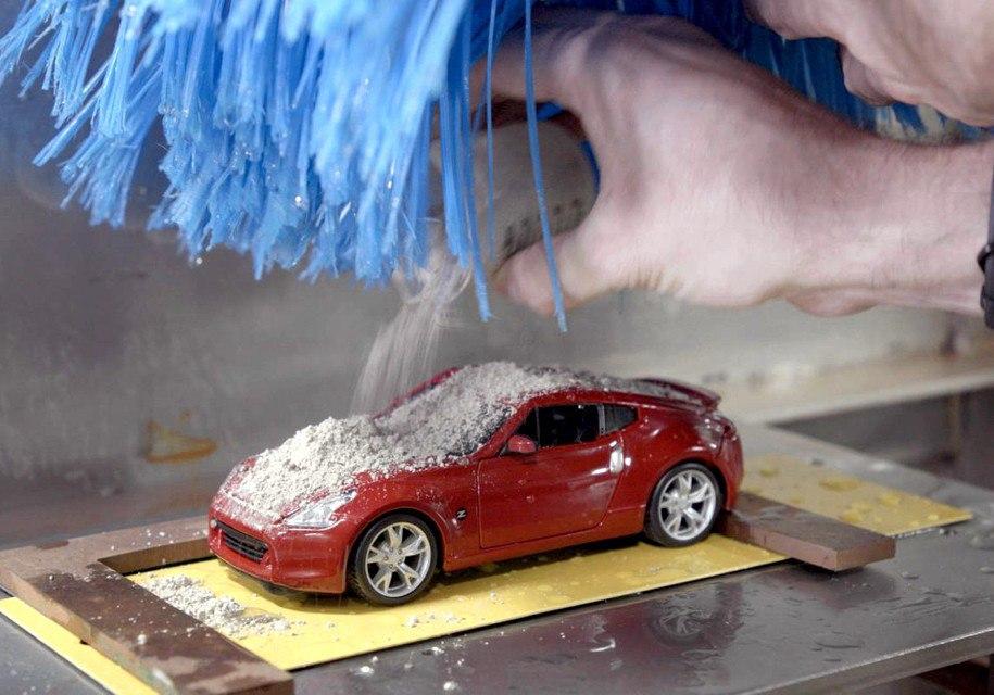 Качество лакокрасочного покрытия в автомобилях Nissan