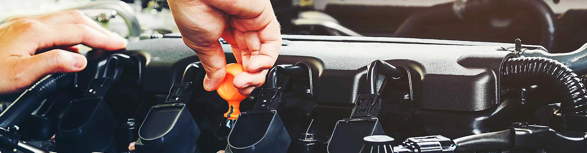 У автомобиля должно быть простое обслуживание и доступные запчасти