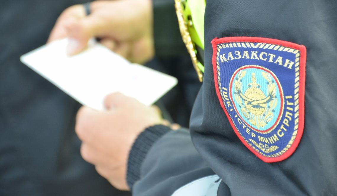 53 автомобиля забрали у должников по штрафам в Астане