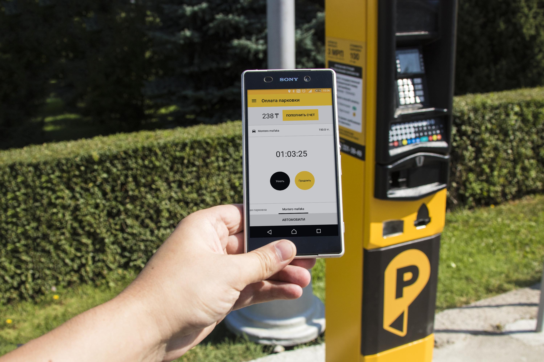 В Алматы откроют новые платные парковки
