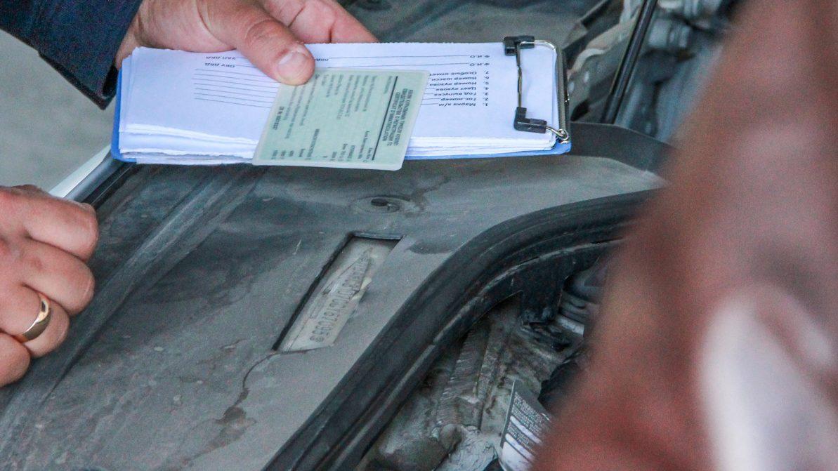 В РК полностью отменят сверку авто при регистрации