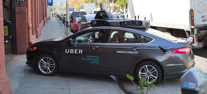 Сервис Uber запретили в Вене
