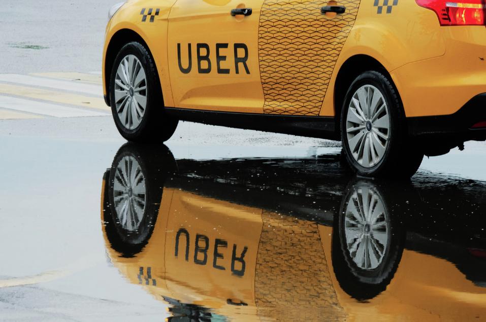 Uber запретили испытания беспилотников в двух американских штатах